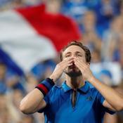 Pouille : «J'ai toujours donné le maximum en Coupe Davis»
