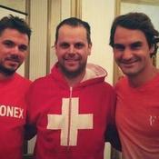 Revoilà Federer !