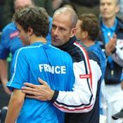 Guy Forget, Coupe Davis