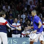 Arnaud Clément et Jo-Wilfried Tsonga