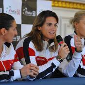 Fed Cup, Mauresmo