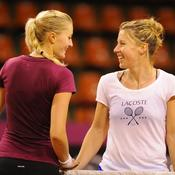 Fed Cup, Mladenovic-Parmentier