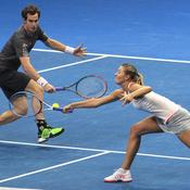 Murray et Sharapova