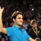 Bercy, Federer ému