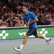 Bercy, Montée Federer
