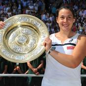 Le sacre à Wimbledon
