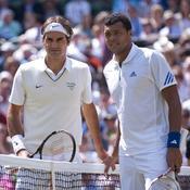 Roger Federer - Jo-Wilfried Tsonga