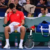 Défaite de Djokovic