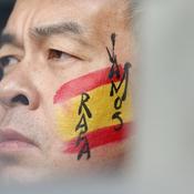 supporter espagnol