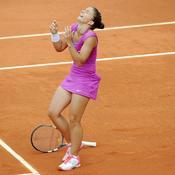 Roland-Garros, Errani victoire