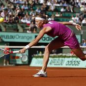 Roland-Garros : Petra Kvitova