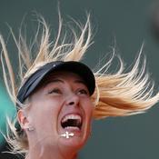 Roland-Garros : Sharapova