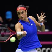Retour gagnant en Fed Cup pour Garcia