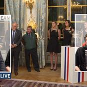 Fed Cup : Revivez la réception des Bleues à L'Elysée