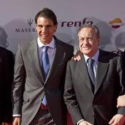 Le président du Real Madrid rêverait d'un match Federer-Nadal à Bernabeu