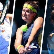 Barty, Muchova, Brady : ce qu'il faut retenir de la nuit à l'Open d'Australie