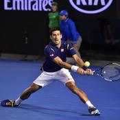 Djokovic reste le patron, Halys n'a pas démérité
