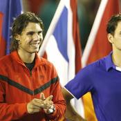 Nadal reste le pire cauchemar de Federer