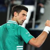 Novak Djokovic, toujours aussi fort et clivant