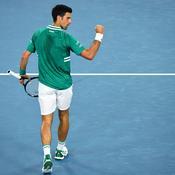 Open d'Australie : Djokovic débute par une balade contre Chardy