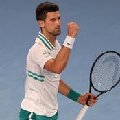Open d'Australie : la surprise Karatsev balayée par la tempête Djokovic