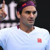 Open d'Australie : Miraculé, Federer se hisse dans le dernier carré après avoir sauvé 7 balles de match