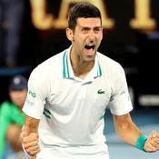Djokovic éteint Medvedev, neuvième sacre en autant de finales à Melbourne