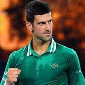 Open d'Australie : Djokovic remporte le bras de fer face à Zverev