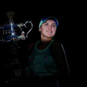 Open d'Australie: «Tout se met en place», savoure Kenin, lauréate de l'Open d'Australie