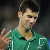 Quand Djokovic perd ses nerfs