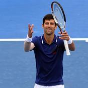Redescendu à la 14e place mondiale, Djokovic retrouve peu à peu la confiance