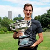 Roger Federer défie encore le temps
