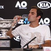 Roger Federer : «Des moments excitants devant moi»