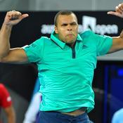 Tsonga en démonstration, Simon se sort d'un piège