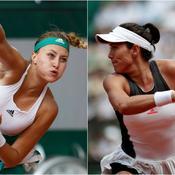 5 raisons de suivre le duel Mladenovic-Muguruza ce dimanche à Roland-Garros