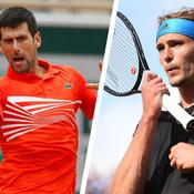 5 raisons de suivre le match Djokovic-Zverev