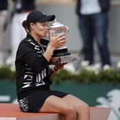 Ashleigh Barty n'est pas revenue au tennis pour rien