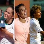 Comme Jelena Ostapenko, ils ont créé la surprise à Roland-Garros