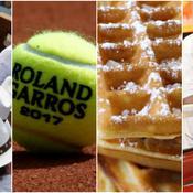 Cordage, balles, gaufres : dix chiffres insolites de Roland-Garros