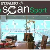 Dans le bureau de Jean Gachassin à Roland-Garros