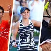 Djokovic, Barty, Paire : Ce qu'il faut retenir de la 9e journée à Roland-Garros
