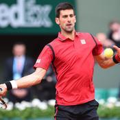 Poussif, Djokovic file au 3e tour