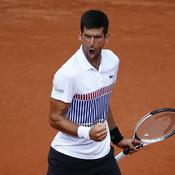 Djokovic gagne même sans Agassi