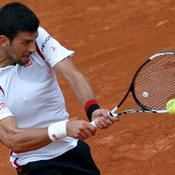 Djokovic : «Il y a des compartiments du jeu que je n'ai pas aimés»
