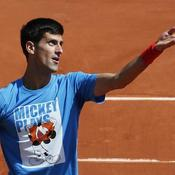 Djokovic : «J'ai un objectif»