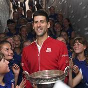 Djokovic : «Je n'avais jamais vécu quelque chose d'aussi fort avec le public français»