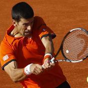 Djokovic-Murray, le bras de fer stoppé par la pluie