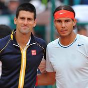 Djokovic-Nadal: tapis rouge pour le combat des chefs