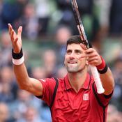 Djokovic : «Progresser au fur et à mesure du tournoi»