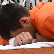 Djokovic : «Rien de grave !»